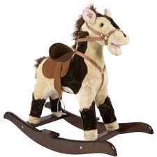 rockin' rider sheriff rocking horse  walmartcom
