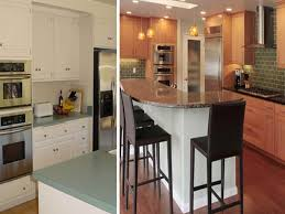 ideas for small kitchen remodel before and after design idea and pertaining to kitchen remodel ideas