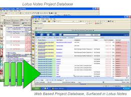 Lotus Notes Lotus Notes Database Replacement Alternatives To Lotus