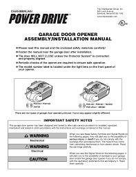 garage door troubleshootingGarage Appealing chamberlain garage door opener manual ideas