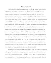 Good Narrative Essay Example Hooks For Essays Examples College Essay