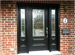 solid wood front door with glass black solid wood front doors adding glass to solid wood
