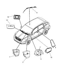 Dodge Caliber Relay Box Diagram