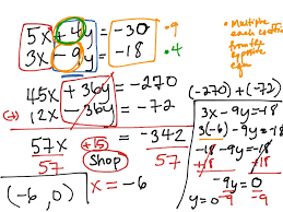 most viewed thumbnail solving systems of equations by elimination