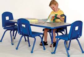 preschool table and chair set. Beautiful Chair Table 30 X 48 And 6 Chair Set Within Preschool Desk Remodel 2 For U