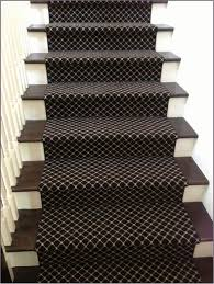 Patterned Stair Carpet Awesome Interior Top Notch Image Of Accessories For Staircase Decoration