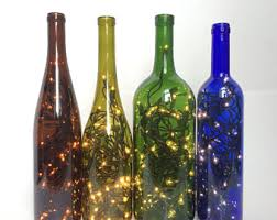 Small Picture Wine bottle lights Etsy