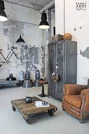 Industrial interior items for your home