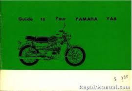 repair yamaha motorcycle owners manual