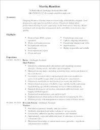 Waitress Skills For Resume Waiter Resume Example Example Of Resume For Waitress Resume Waitress