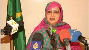 femme mauritanienne sur facebook