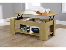 caspian lift top coffee table with storage shelf espresso within unusual coffee table lift up