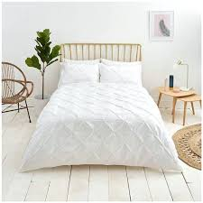 diamond bed duvet doona quilt cover white double size trade me pintuck bedding to enlarge home renaissance boutique