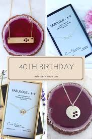 40th birthday birthday ideas we love celebrating milestone birthdays and this year 40th birthdays are our specialty explore the erin pelicano collection