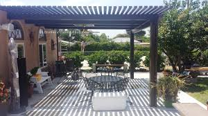 brown aluminum patio covers. Project Details. Installation Of This Brown Spanish Alumawood Patio Cover Aluminum Covers I