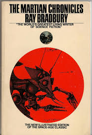 The Martian Chronicles - Illustrated Edition - Ray Bradbury. can't remember  if i have … | Science fiction illustration, Classic sci fi books, Science  fiction novels