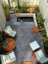 Fine Small Patio Designs On A Budget Decorating Ideas Interior Inside Perfect