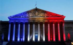 Resultado de imagen de asamblea nacional francesa imágenes