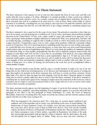 personal essay thesis statement examples personal essay thesis statement examples