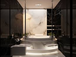 Part Tiled Bathrooms 30 Marble Bathroom Design Ideas Styling Up Your Private Daily