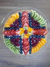 How To Decorate Fruit Tray Easter Fruit and Veggie Platters from Around the Web Kelly Toups 11