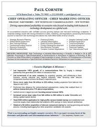 Cmo Resume For Executive With Awesome Exp Securing Funding