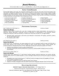 Resume Examples Vendor Management Resumeexamples