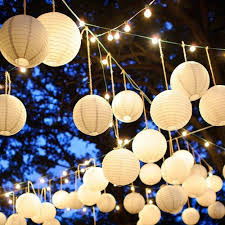 Hanging Paper Lantern Lights Indoor Tips And Ideas For Choosing Paper Lamp Shades White Paper