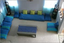 Comfy Floor Seating Floor Seating Living Room Best 25 Floor Seating Ideas On