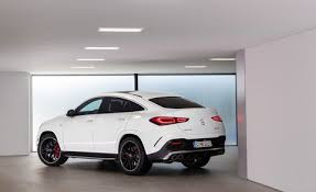 Here it is, the brand new 2020 mercedes gle coupe 400d! 2021 Mercedes Amg Gle Coupe Is Portly But Powerful