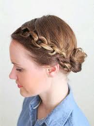 ľahké účesy Na Stredne Dlhé Vlasy Spôsoby Ako Robiť štýl