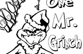 Small Picture grinch christmas coloring pages Just Colorings
