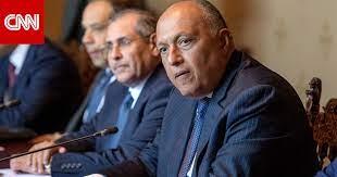 وزير الخارجية سامح شكري يرد على ما يثار حول شراء مصر المياه من إثيوبيا -  CNN Arabic