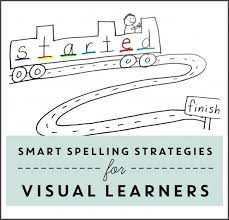 smart spelling practice for visual learners literacy phonics  smart spelling practice for visual learners