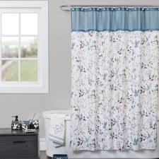 slate shower curtain