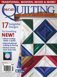 McCall's Quilting - Magazines & Books & Quick View · McCall's Quilting March April 2016 Digital Edition ... Adamdwight.com