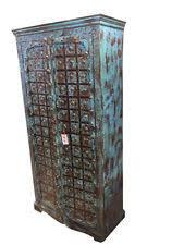 antique cabinet rustic teak door vintage armoire spanish style furniture antique english mahogany armoire furniture