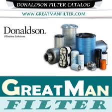 Donaldson Filter Catalog Greatman Filter Factory China