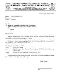 Penjelasan lengkap seputar contoh surat resmi. 37 Contoh Surat Undangan Osis Perusahaan Sekolah Rt Dan Desa