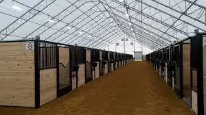 horse barn lighting fixtures
