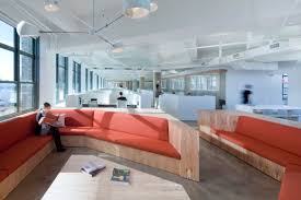 horizon media office. Horizon Media, New York City, An Office Space Made By A+I. Media P
