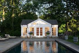 Rustic Pool House Plans  ThesouvlakihousecomSmall Pool House Designs