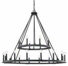 capital lighting 4910 pearson 24 light chandelier