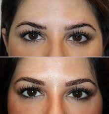 view larger image eyebrow permanent makeup before after mr