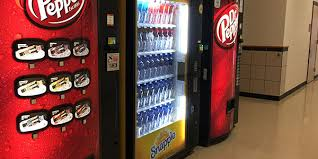 Dr Pepper Vending Machine Fascinating Beverage Contract Tough To Swallow For Some WINGSPAN