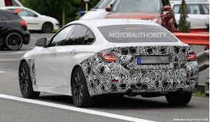 2018 bmw 8 series gran coupe. perfect gran 2018 bmw 4series gran coupe facelift spy shots  image via s baldauf on bmw 8 series gran coupe