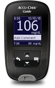 Accu Chek Guide Blood Glucose Meter