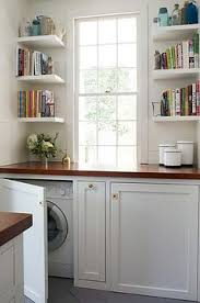 Under counter washer dryer Washing Machine Laundry In Kitchen Examples Sher She Goes Nyc Living How We Installed Washer Dryer In The Kitchen