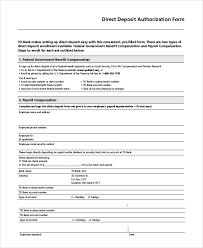 Direct Deposit Verification Direct Deposit Verification Form Under Fontanacountryinn Com