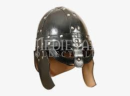 leather viking helmet armour